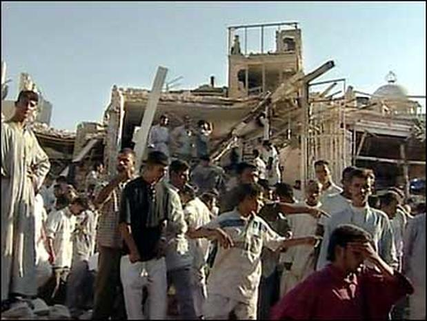 Mosque Bombing