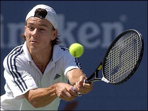U.S. Open 2003: Week 2