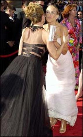 Emmy Fashion 2003