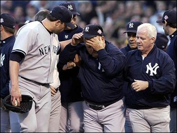 Boston Baseball Brawl