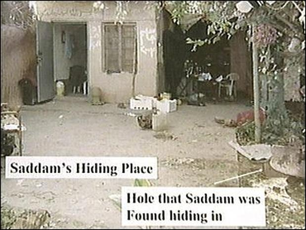 Saddam's Capture