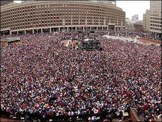 Patriots Celebration