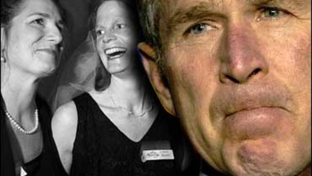 from Kameron president bush to stop gay marriage