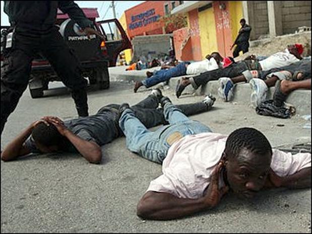 Haiti Crisis