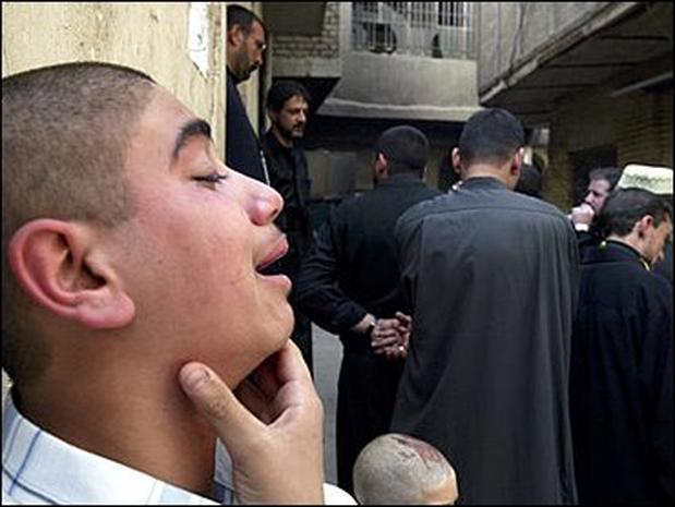 Shiite Festival Attack