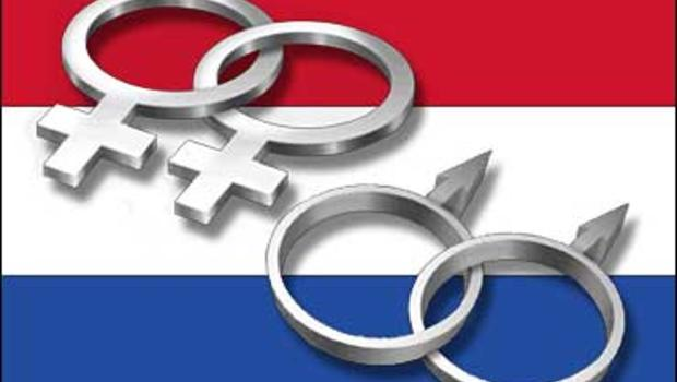The netherlands and same sex marriage