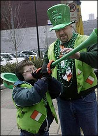 St. Patty's Day 2004