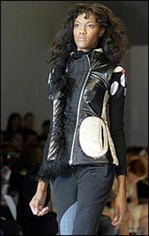 Fashion Week In LA March 2004