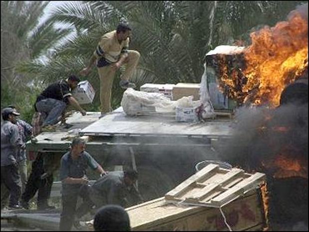 Iraq Photos: April 12 - April 18