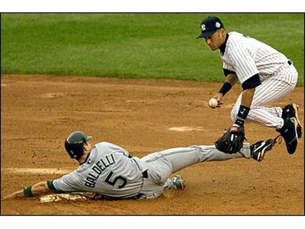 Sports: April 9 - April 15