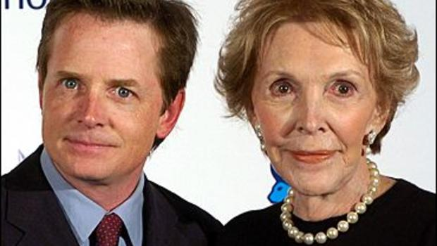 Fox's Health Crusade A Celebrity Tradition - CBS News