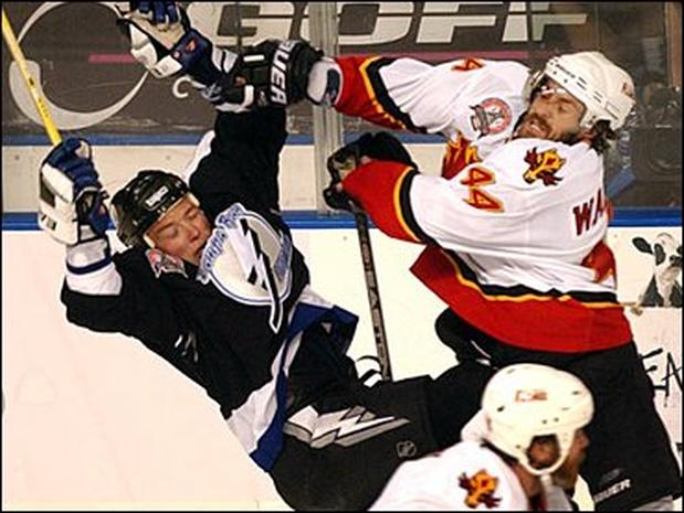 2004 Stanley Cup: Game 1