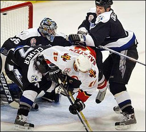 2004 Stanley Cup: Game 5