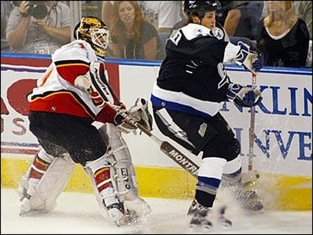 2004 Stanley Cup: Game 7