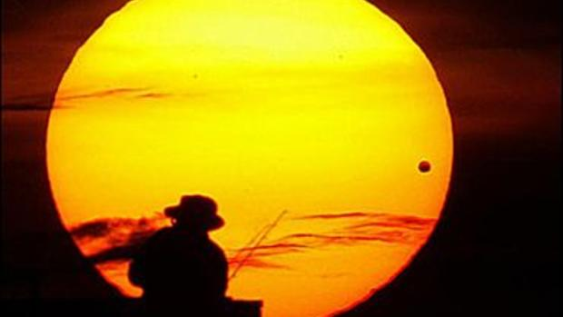Spotting Venus