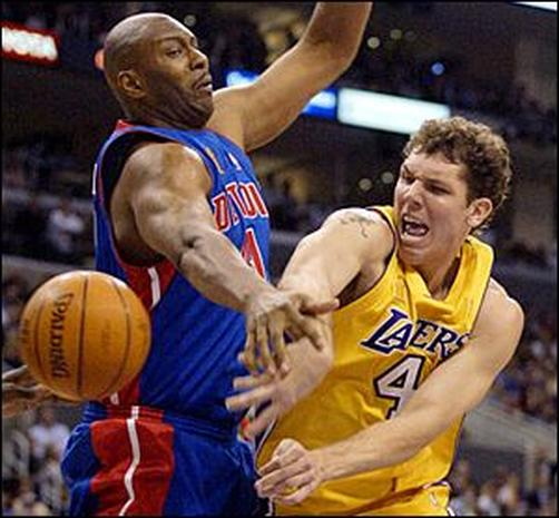 2004 NBA Finals: Game 2