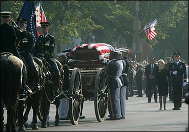 Formal Funeral Procession