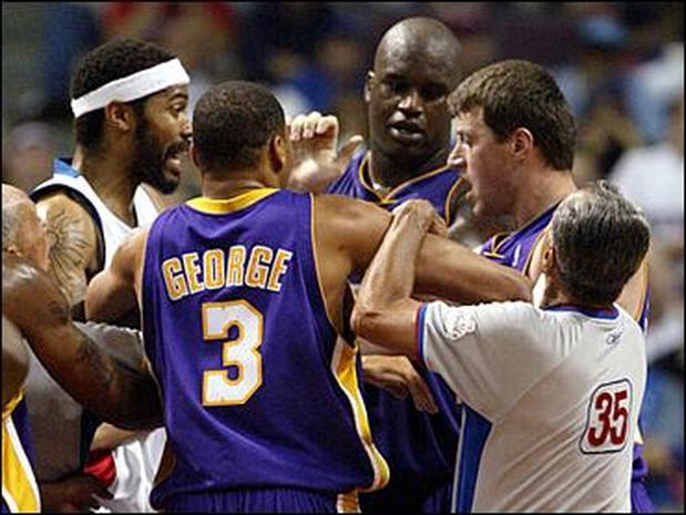 2004 NBA Finals: Game 4