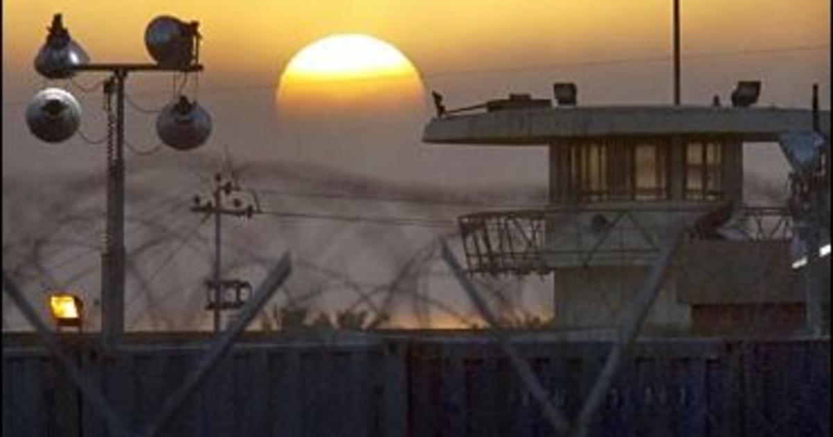 Abu Ghraib Prison Photo 8 Pictures Cbs News