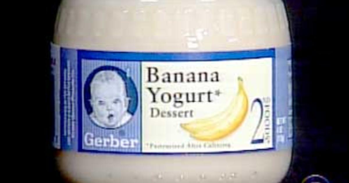 Gerber Baby Food For Infants