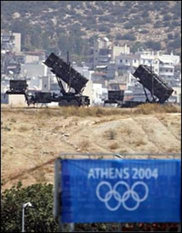 Olympics Security