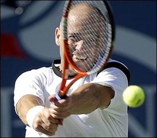 2004 U.S. Open Week Two