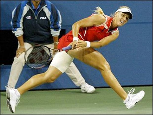 2004 U.S. Open Week Finals
