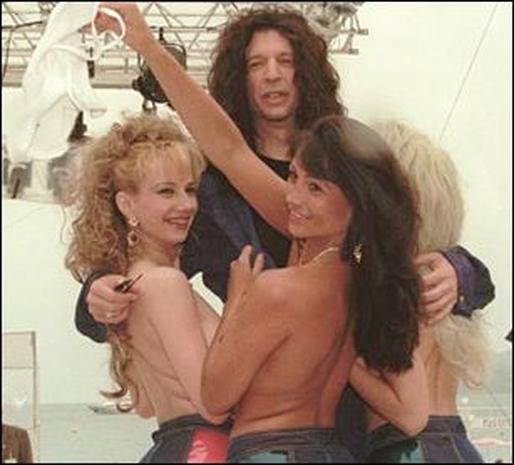 Howard Stern Photographs Bikini
