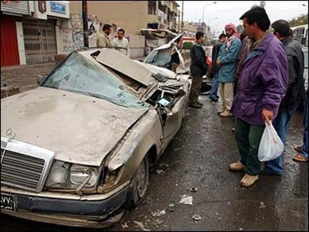 Iraq Photos: December 6 -- December 12