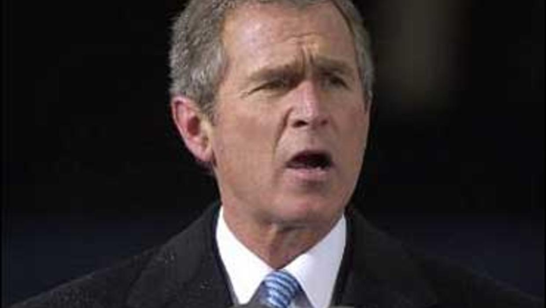 analysis of george hw bush inaugural address