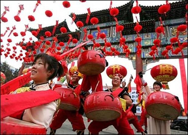 Chinese New Year Celebrations 2005