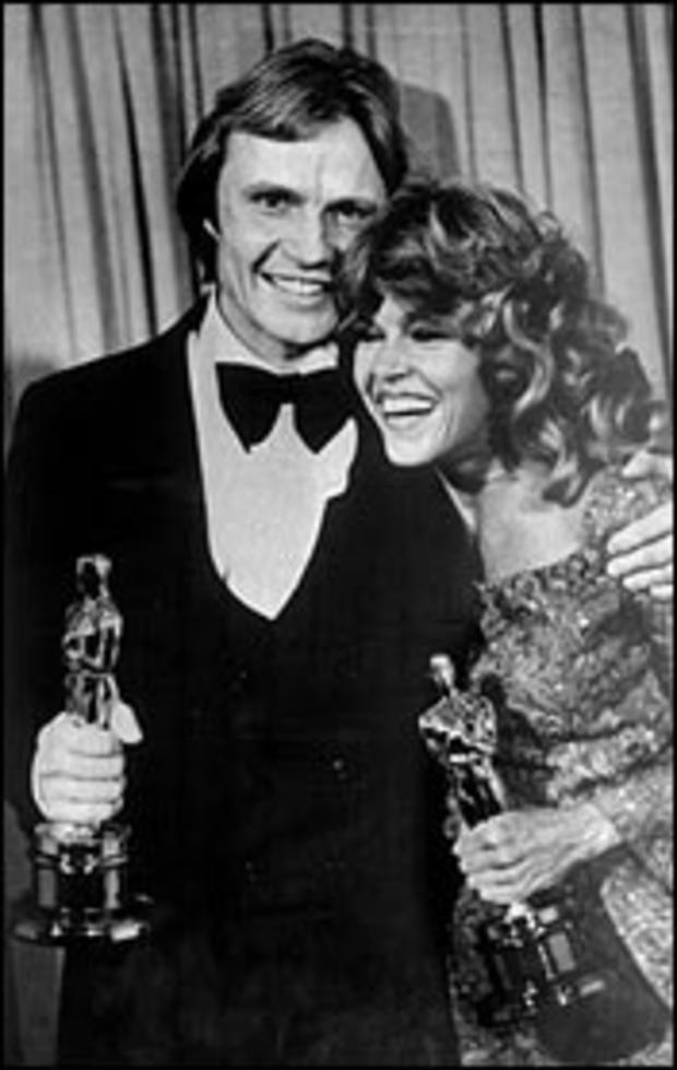 Jon Voight and Jane Fonda