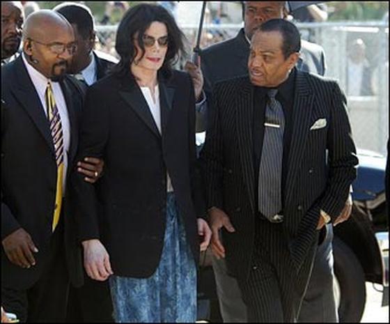 Jackson Trial