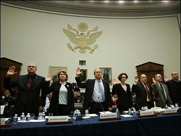 Congress Steroids