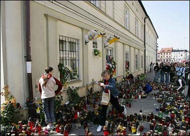 Poland Mourns