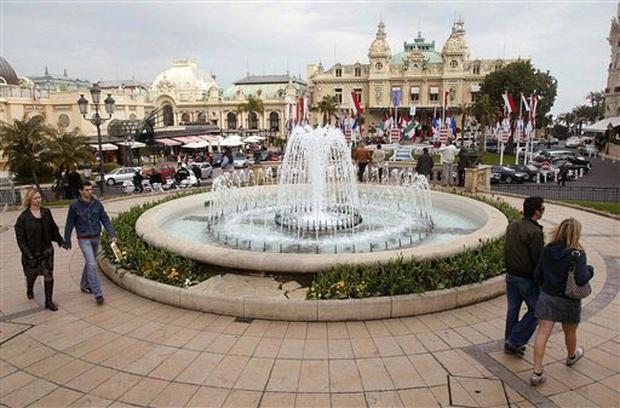 The Beauty Of Monaco
