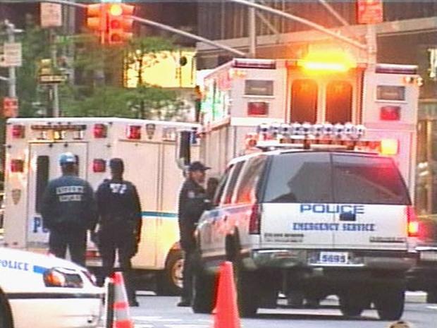 Blasts At British Consulate