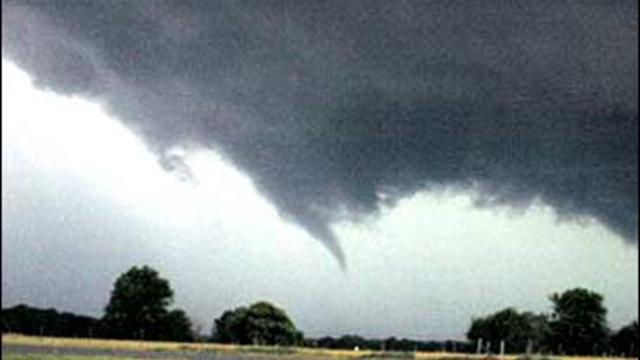 Twisters,Storms Batter Midwest