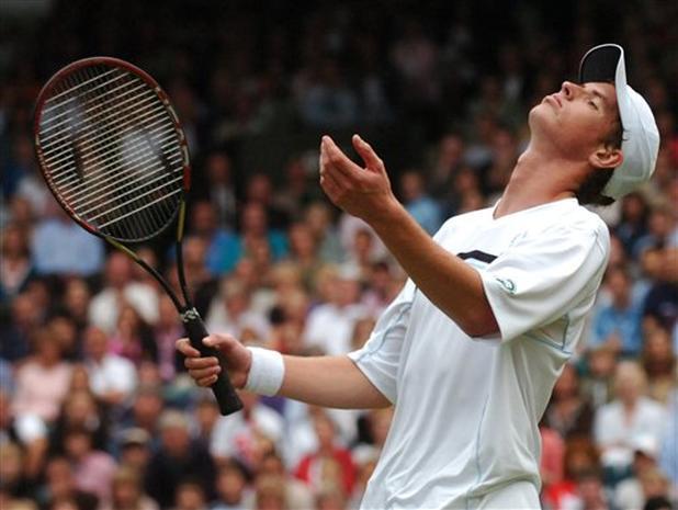 Wimbledon 2005: <br>Week 1