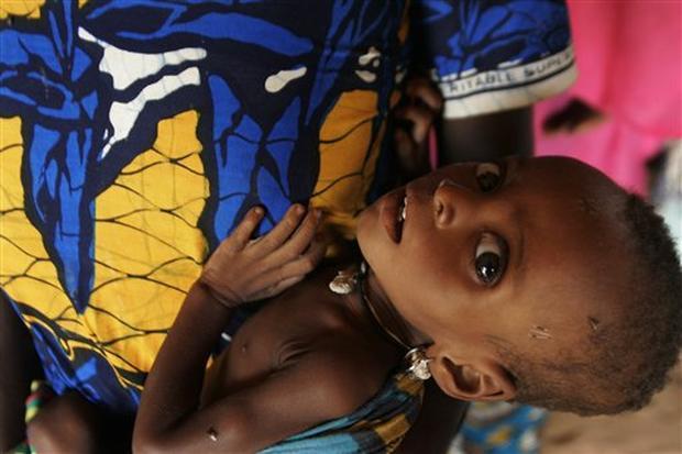 Famine In Niger