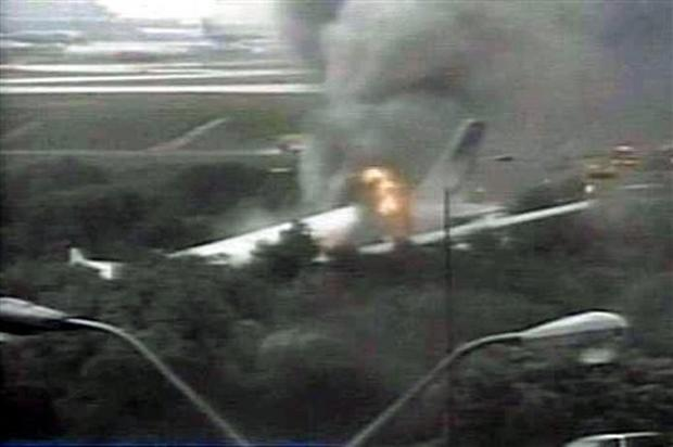 Air France Flight 358 Crash