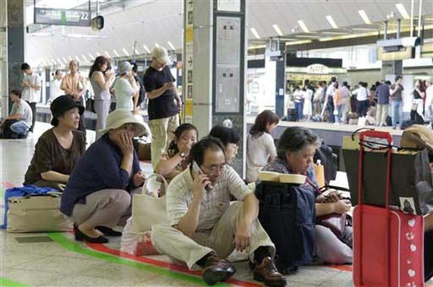 August 2005: Japan