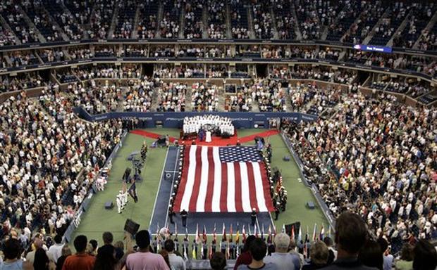 2005 U.S. Open Week 1