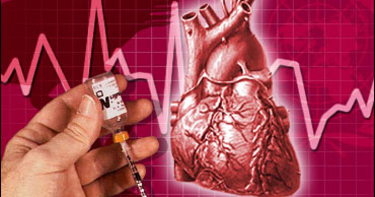 Осложнения на сердце при сахарном диабете