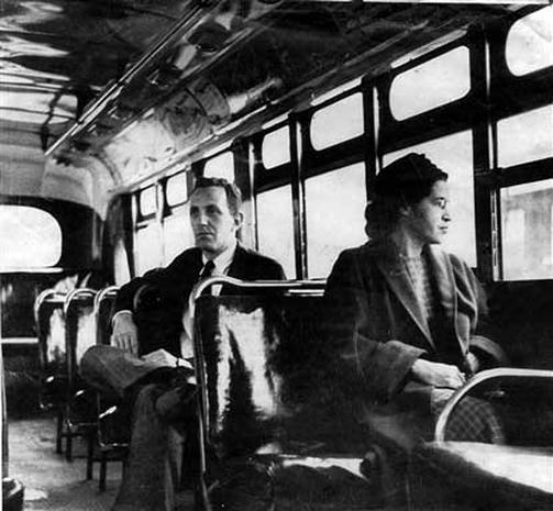 Rosa parks adult life 5