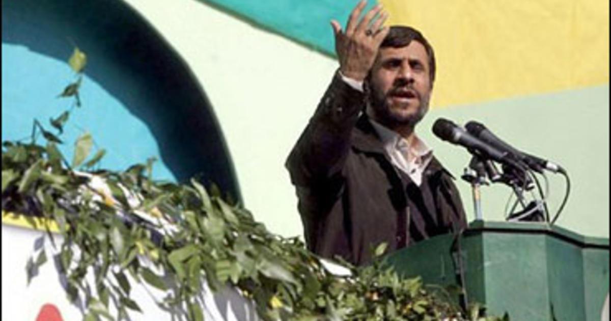 K Battle Soprano Iran President: Holoca...