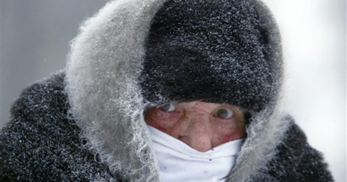 Russia Cold Spell Photo 1 Pictures CBS News