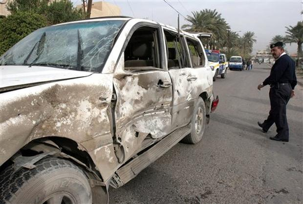 Iraq Photos:<br> Feb. 13 -- 19