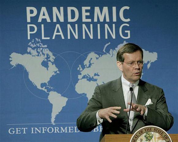 H5N1: New Outbreaks