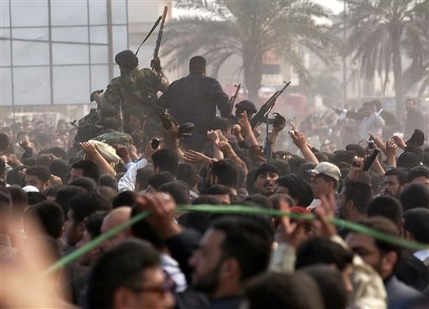 Iraq Photos: <br>Feb. 20 -- 26